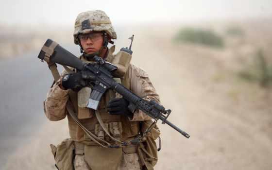 ирак, marines, широкоформатные