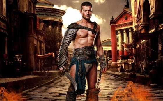 spartacus, песок, кровь,
