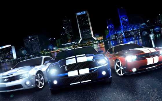 ford, car, mustang, muscle, авто, автомобили, sports, skyline, full, серия,