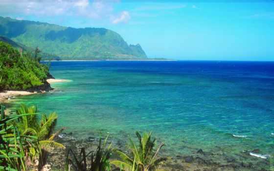 land, planet, острова, сша, paisajes, гавайские, kauai, островов, еда, nyc,