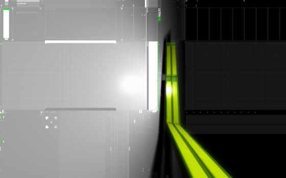 green, abstract Фон № 25211 разрешение 1920x1200