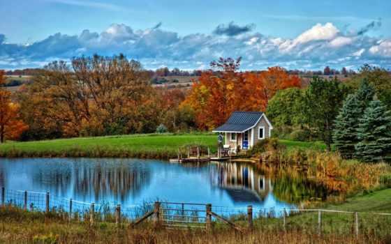 природа, осень, landscape Фон № 60863 разрешение 1920x1080