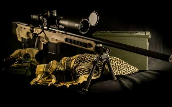снайперская винтовка Фон № 61062 разрешение 2560x1600