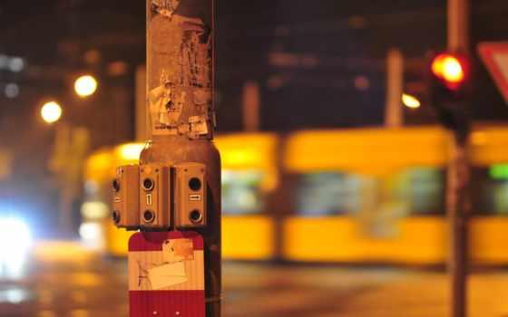 дек, улица, город