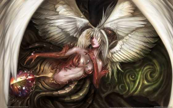 lineage, goddess, уничтожение, game,