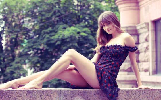 devushki, ножки, красивые