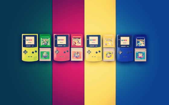gameboy, pokemon, color