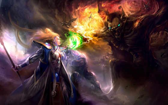 fantasy, девушка, демон, магия, devushki, angel, демоны, огонь, demons,