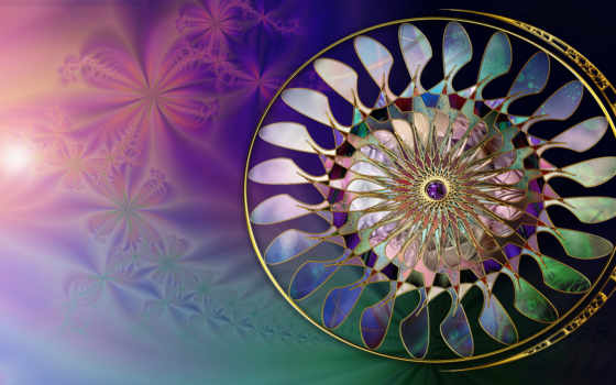 fractal, art Фон № 10419 разрешение 1920x1200
