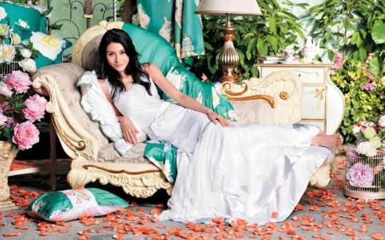 очаровательных, высококачественных, девушек, коллекция, украсят, февр, количество, new, изображением,