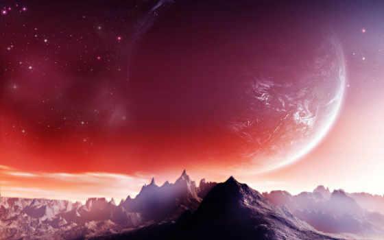 planet, fantasy, planets