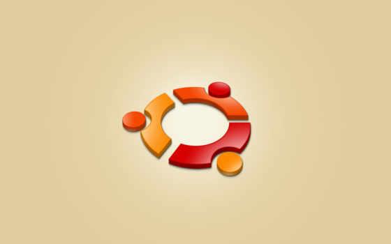 ubuntu, linux, логотип