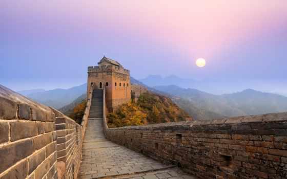great, стена, jinshanling, china, get, beijing, mutianyu, визу, высоком,