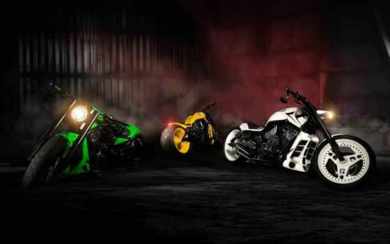 мотоциклы, мотоцикл, бесплатные, картиники, мотоциклов, искусства, трио, номера, bmw,