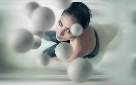 art, стена, девушка, стрелок, ванна, down, print, milk, fanatic, juggle, juggler