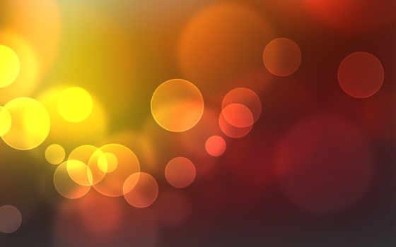 круги, темный, красный, abstract, circles, смотрите,