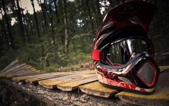 freeride, велосипед, шлем