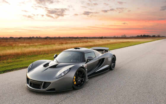 hennessey, venom, performance