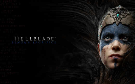 hellblade, senua, sacrifice, ninja, theory, new, игры,
