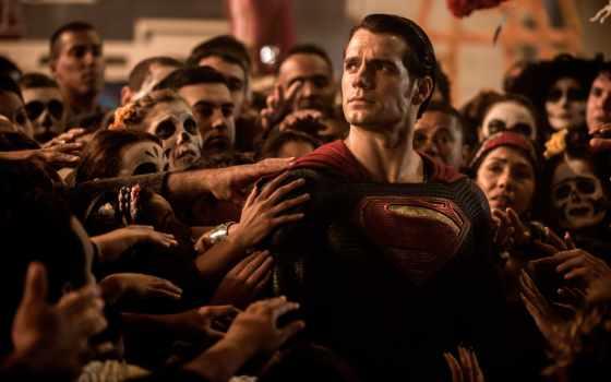 superman, batman, cavill, henry, против, супермена, мужчина, рассвет, signed,