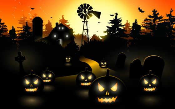 тыквы, lantern, тыкве, halloween, нить, хэллоуинский, страшные, house, злой, досуге, тыква,