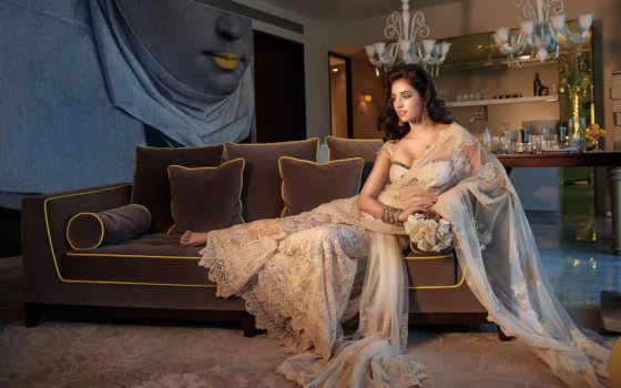 patani, disha, saree, hot, актриса, widescreen, pics,
