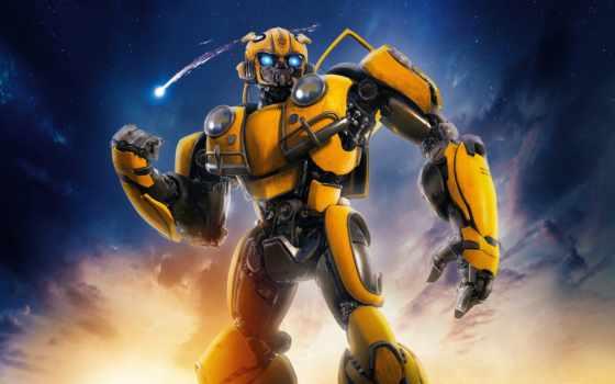 bumblebee, bamblbit, сниматься, трансформера, movie, robot