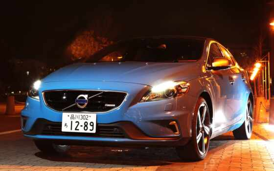 design, volvo, sporty