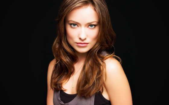 olivia, уайлд, wilde, актриса, взгляд, лицо, широкоформатные,