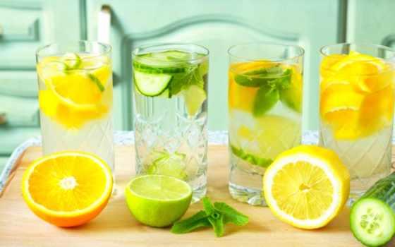 água, aromatizada, receitas, que, saborizada, uma, para, naira,