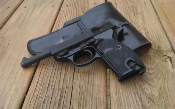 пистолет, pistol, mobile, оружие, walther, rack, кобура, java,