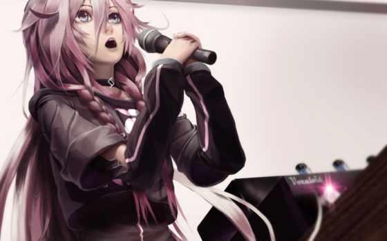 anime, vocaloid, luka