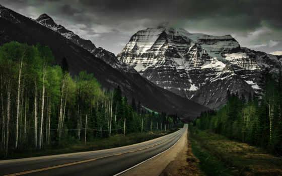 высокого, windows, британская, colombia, горы, темы, дороги, загружено, уже, лучшая,