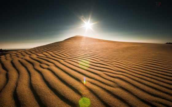 пустыня, pics, ecran,