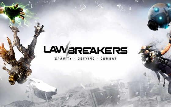 that, lawbreakers, game, youtube, processeur, announced, kwallpaper,