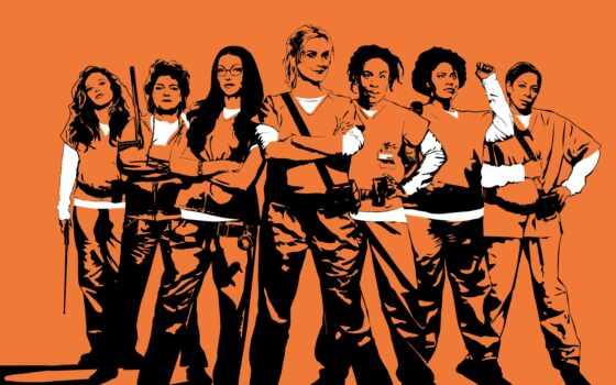оранжевый, new, black, серия, logo, netflix, season, trailer, книга, enjoy