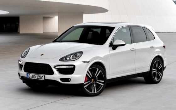 porsche, cayenne, turbo, car, front, new,