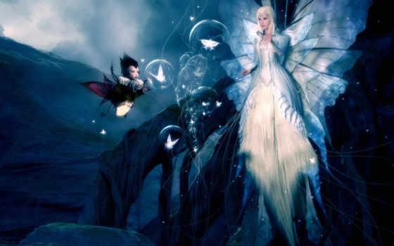 fantasy, girls Фон № 23254 разрешение 1600x1200