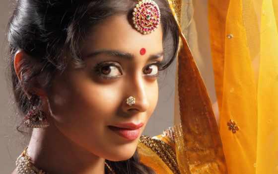 , Shriya, Saran, глаза, губы, болливуд,