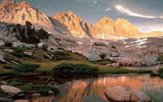 каньон, кингз, national, park, секвойя, парки, национальные, сша, vv, travel,
