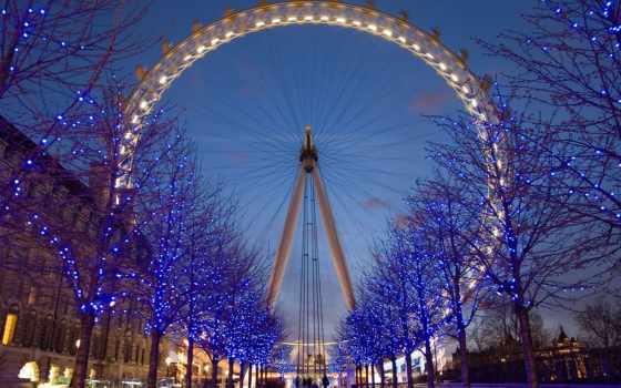 london, обозрения, ук, колесо, море, свой, мире, глаз, buildings,