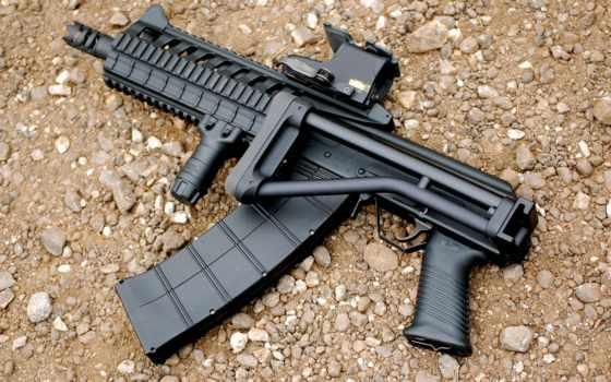 сайга, пистолет, исп, самозарядное, loading, self, оружие, carabiner, винтовка,
