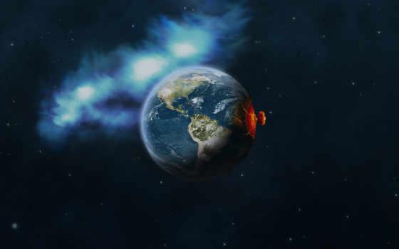 bang, cosmos, космоса, nuclear, atomic, фэнтезийных, land, этих, изображено, выглядит,
