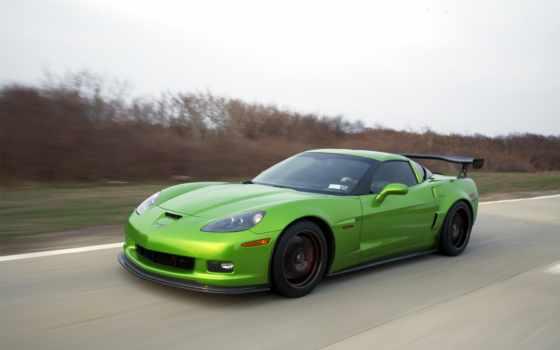 corvette, chevrolet, код, авто, зелёный, car, cars, hummer,