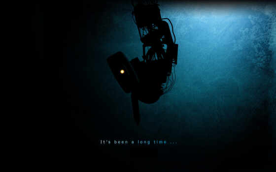 portal, valve, wallpaper, glados, corporation, dow
