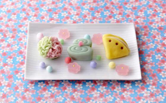еда, конфеты, сладости, цветочный, мармелад, шарики, dessert, cookies, jelly, picsfab,