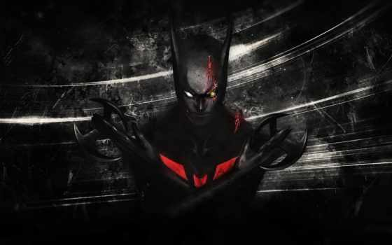 будущего, бэтмен, batman, beyond, комиксы, фантастика,