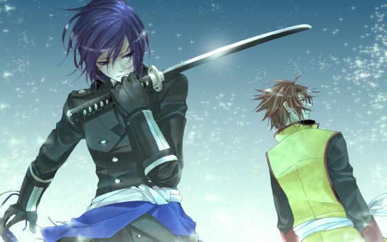 сакуры, anime, сказание