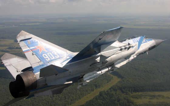 МиГ-31Е, полет
