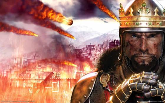 war, total, medieval